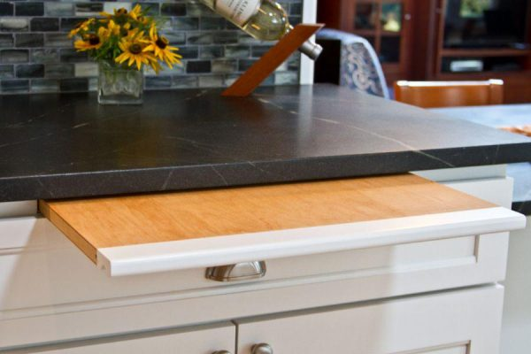 pullout cutting board e1477250119157 - What to Look Out for When Buying an Old House