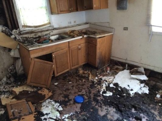 water damage e1477250079299 - What to Look Out for When Buying an Old House