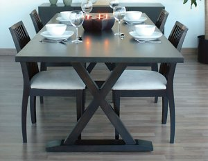 cool table 300x232 - Choosing Your Dining Room Table
