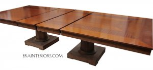 dining room table3 300x139 - Choosing Your Dining Room Table