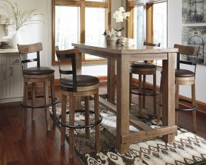 pub height dining table 1 300x240 - Choosing Your Dining Room Table
