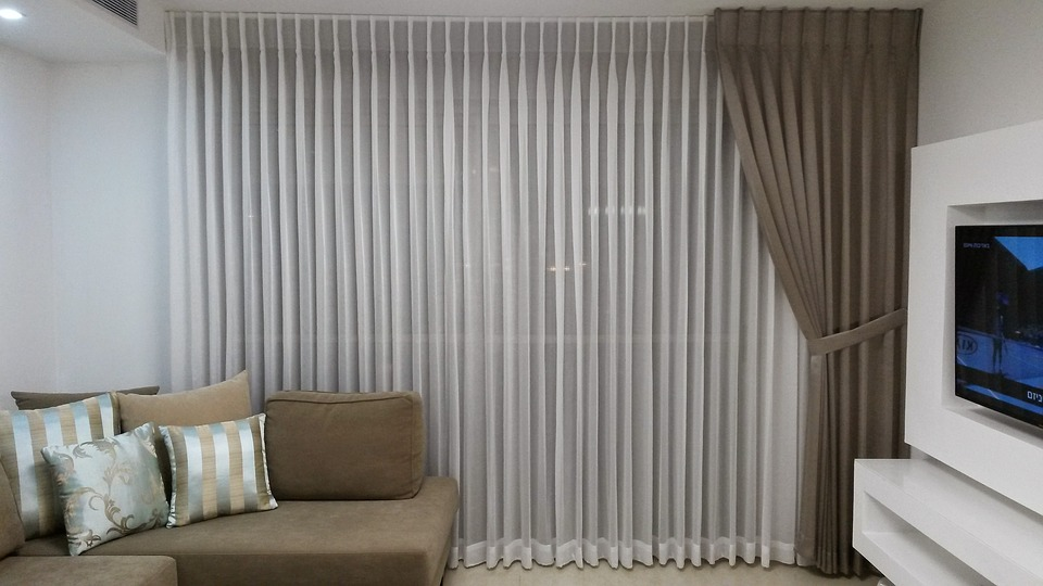 "white curtains - ""It's Curtains for You!"""