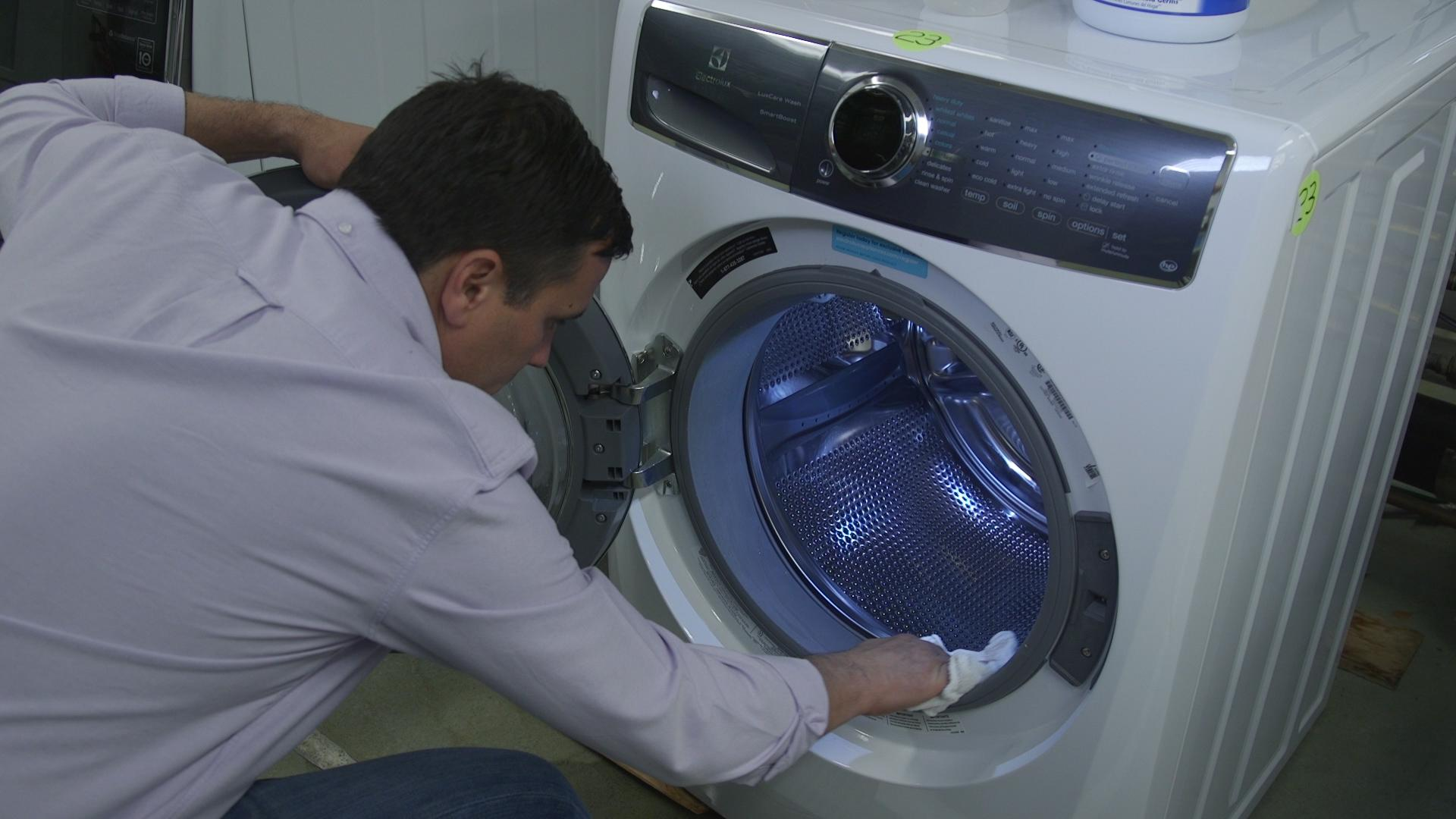 cleaning washing machine - Cleaning Your Washing Machine