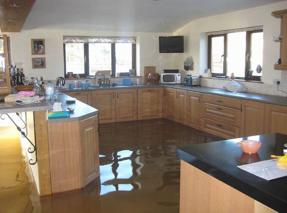flood kit - Surviving a Kitchen Flood