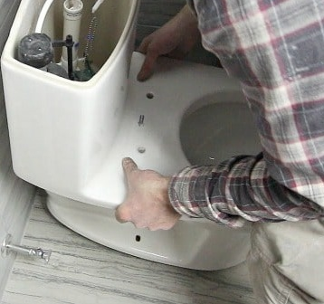 4 1 - DIY Toilet Replacement Part 2: Installing Your New Toilet