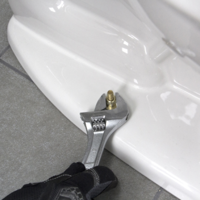 6 1 1 - DIY Toilet Replacement Part 2: Installing Your New Toilet