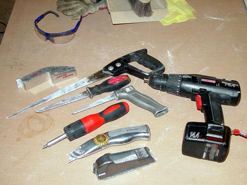 drywall tools lg - Repairing Drywall Tips