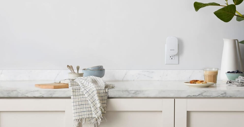 eero wireless adapter for the kitchen