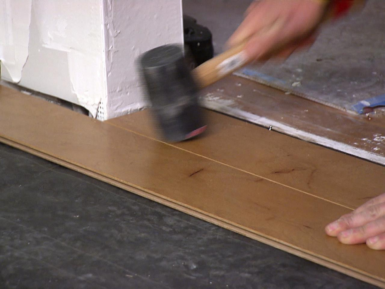 installing-hardwood-flooring-panels-overlay-diy-project-for-new-home-remodels